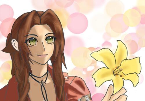 エアリスの花